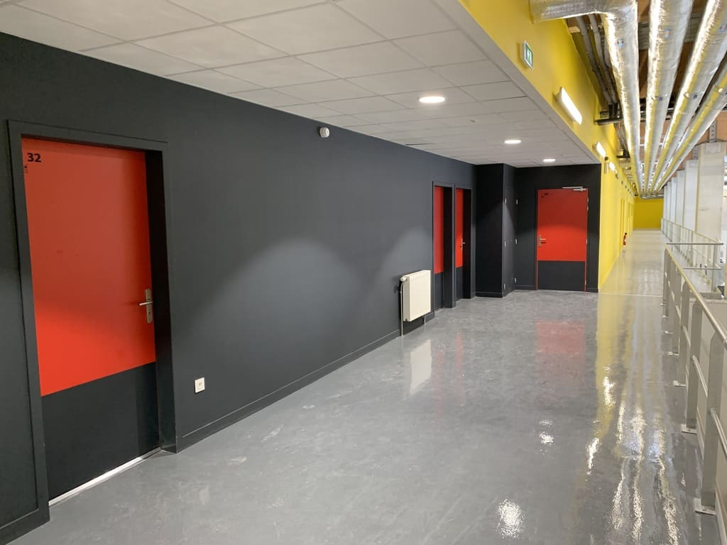 Peinture Blanc Brillant Mur Et Plafond peinture intérieure mur et plafond - devis peinture |amiens